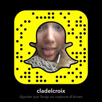 Snapcode de cladelcroix