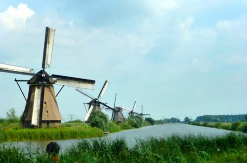 Article : Kinderdijk, késako ?