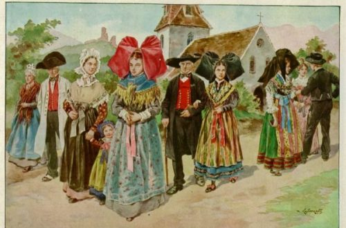 Article : Française de l'intérieur à moitié Alsacienne