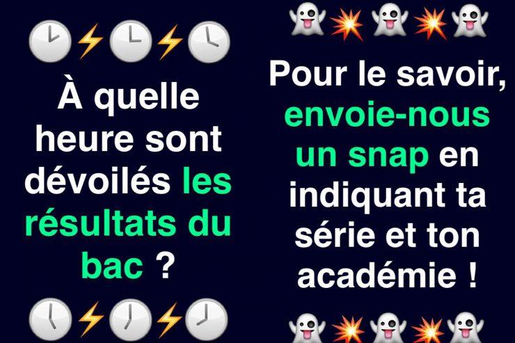 L'Éducation Nationale se met aux storys dans Snapchat