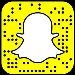 Snapcode de l'Éducation Nationale pour se connecter à leurcompte Snapchat