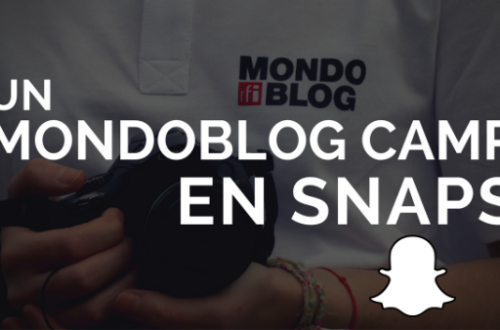Article : Un Mondoblog Camp en Snaps