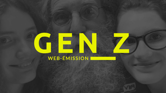 Une web-émission sur la génération Z