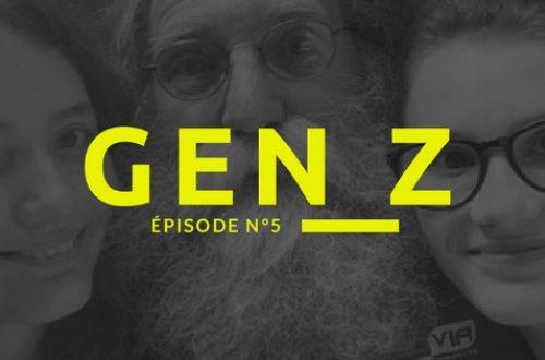 Article : Émission sur la génération Z — Épisode n°5