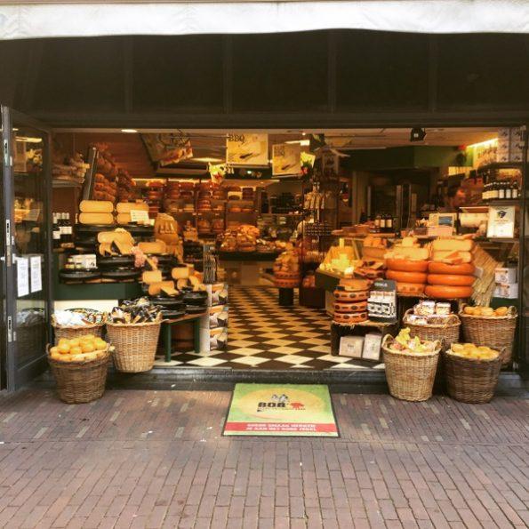 La Hollande et ses fromages