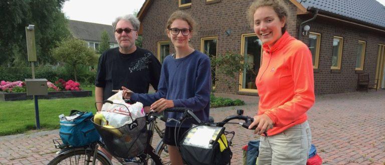 Article : La route de la mer du Nord à vélo – suite