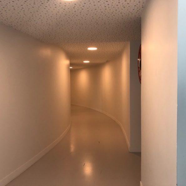 Un couloir de Lilliad