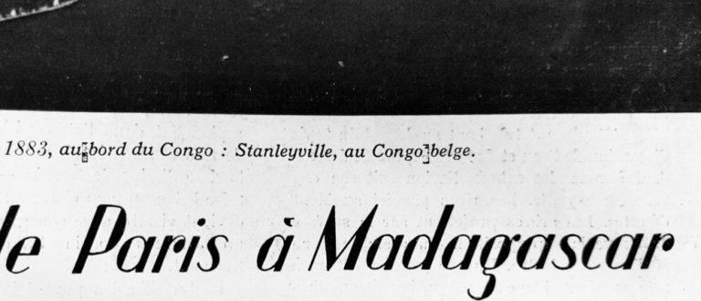 Article : Paris-Madagascar en avion : comparaison du voyage entre 1939 et 2016