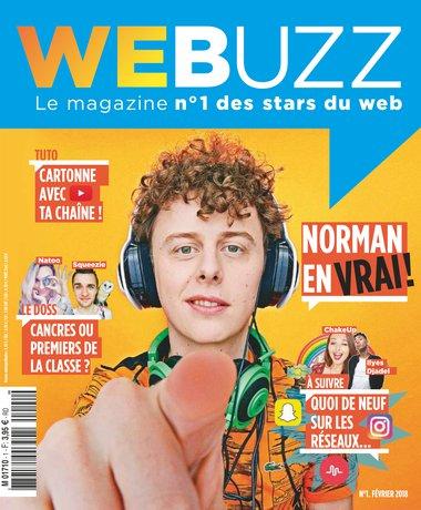 La couverture de WeBuzz