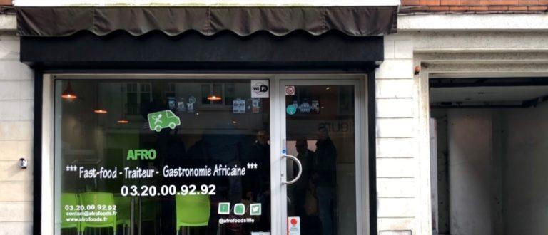 Article : AfroFoods, quand la nourriture africaine et son fast-food débarquent à Lille !