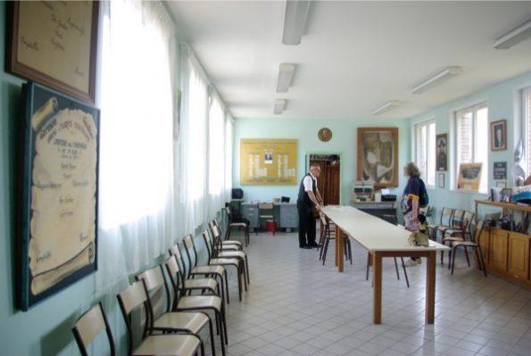 La chambre de la Confrérie des Charitables de Beuvry © Clara Delcroix