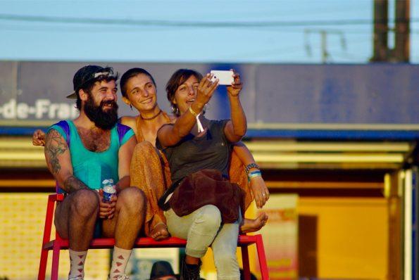 Selfie perché