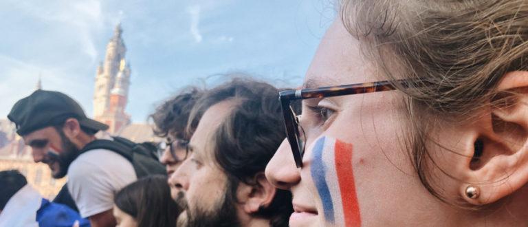 Article : Coupe du Monde 2018 : ambiance en 5 sens à Lille