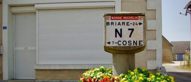 Article : Jour 2 sur la RN7 : de Montargis à Nevers