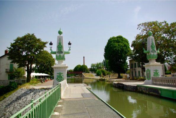Le pont-canal de Briare ©Clara Delcroix