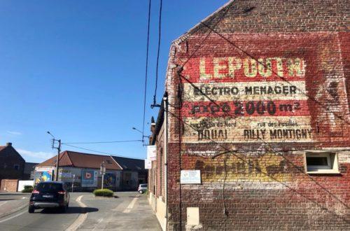 Article : Jour 1 sur la RN7 : de Lille à Montargis