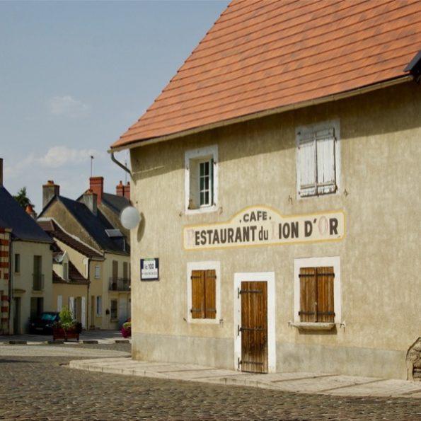 L'architecture a bien changé depuis Lille ! ©Clara Delcroix