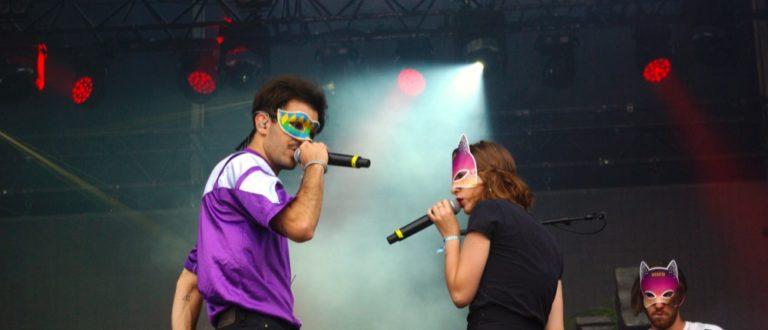 Article : Les Nuits-Secrètes, exemple de festival de musique à la française