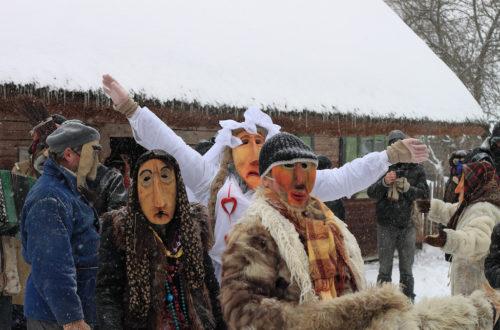 Article : Mardi gras en Lituanie : Užgavėnės ou le carnaval lituanien