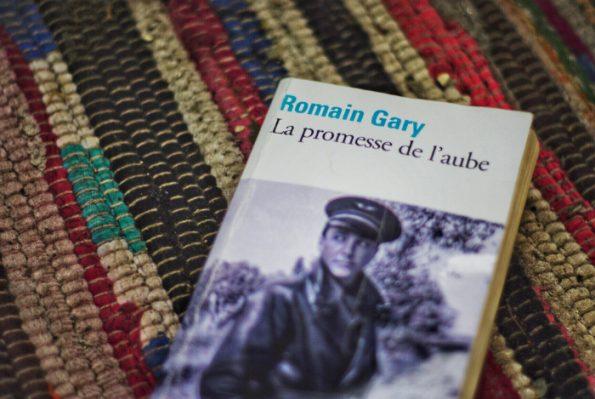 La promesse de l'aube - Romain Gary © Clara Delcroix