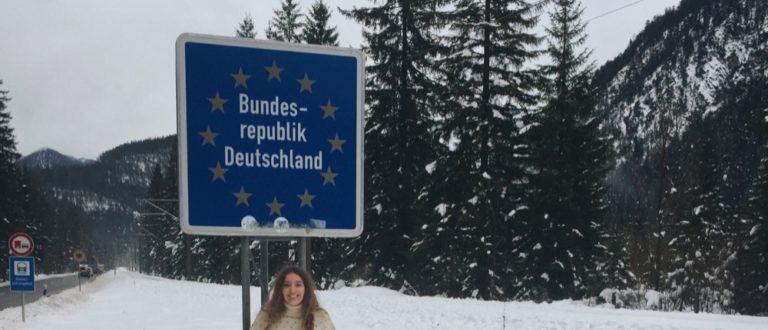 Article : Mon échange Brigitte Sauzay en Allemagne, à Prien-am-Chiemsee