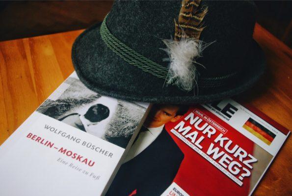 Les souvenirs de mon échange Sauzay : un chapeau, mais surtout la langue allemande ! © Clara Delcroix
