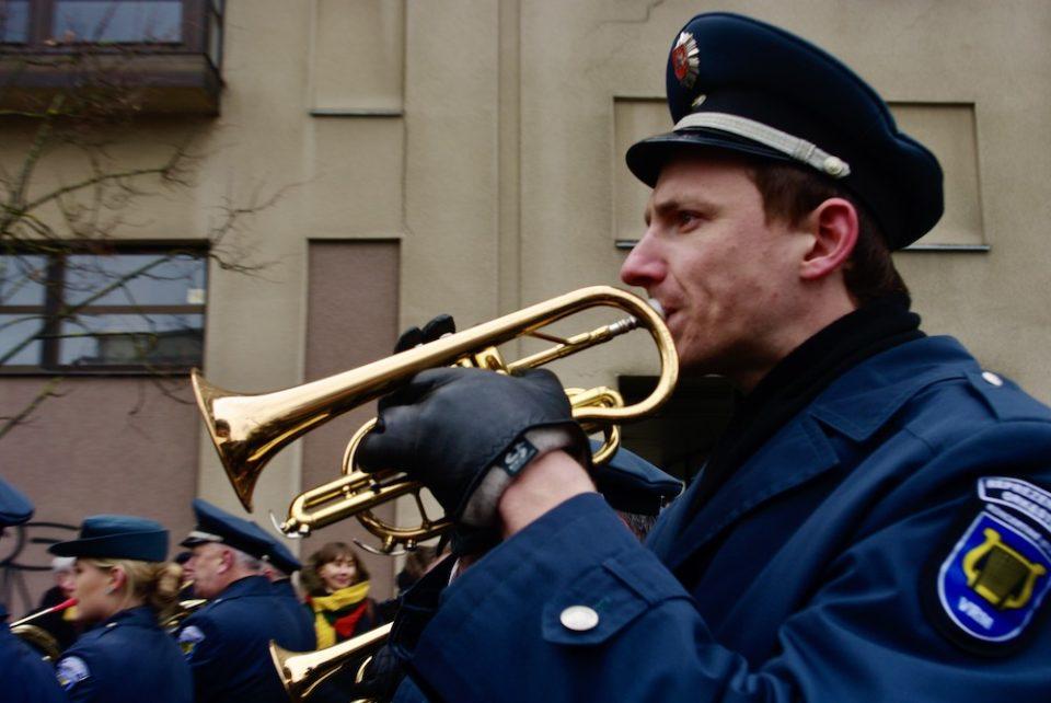 defile militaire 11 mars 2019 lituanie vilnius