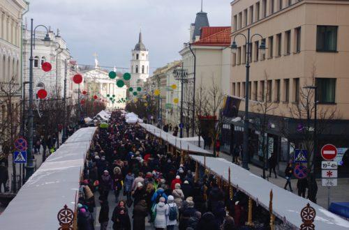 Article : Plus de 400 ans d'Histoire et de traditions: la foire de Saint Casimir à Vilnius