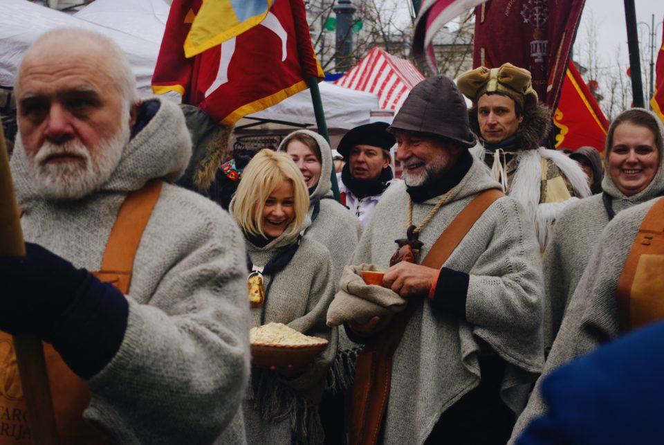 La procession en l'honneur de Saint Casimir ©Clara Delcroix
