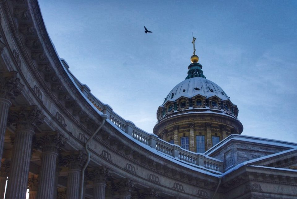 Cathédrale Notre-Dame-de-Kazan ©Clara Delcroix