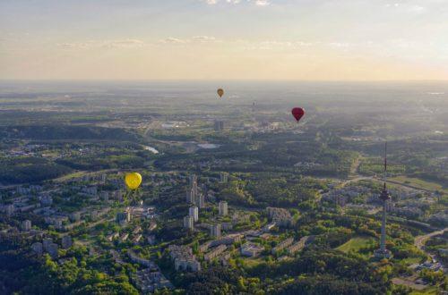 Article : Erasmus à Vilnius : infos pratiques