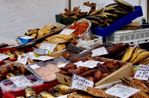 Article : Nourriture en Lituanie : les spécialités lituaniennes