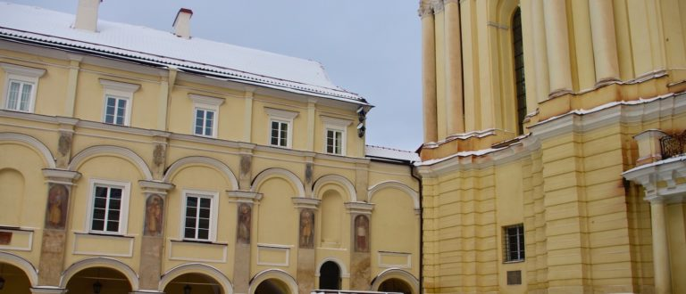 Article : Erasmus : la vie à l'université de Vilnius