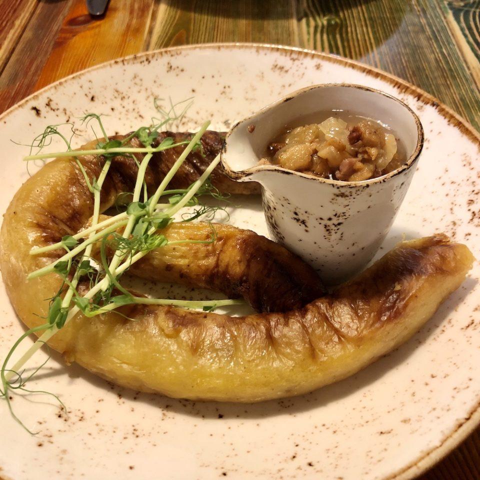 Vėdarai, saucisse lituanienne de pomme de terre © Clara Delcroix