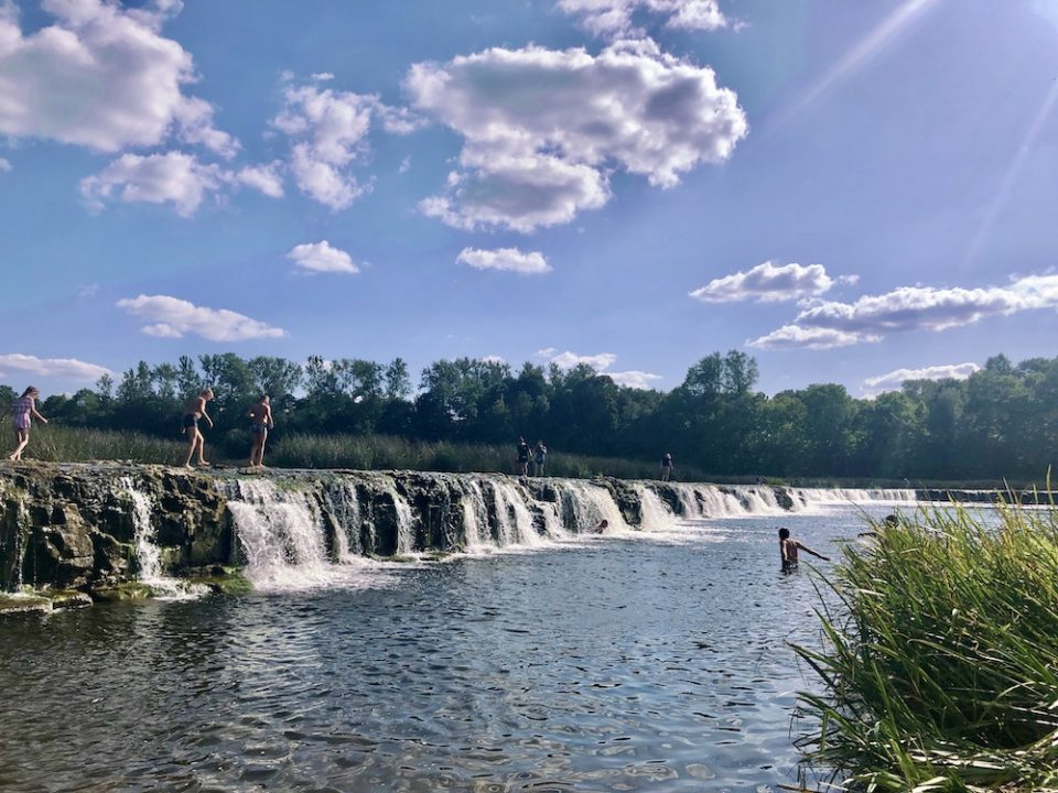 Venta Rapid, Lettonie © Clara Delcroix