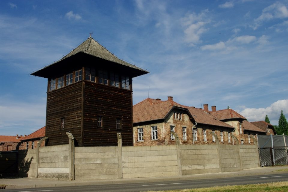 Auschwitz-Birkenau, Pologne © Clara Delcroix