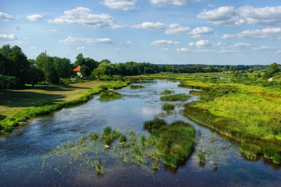 Bauska, Lettonie © Clara Delcroix