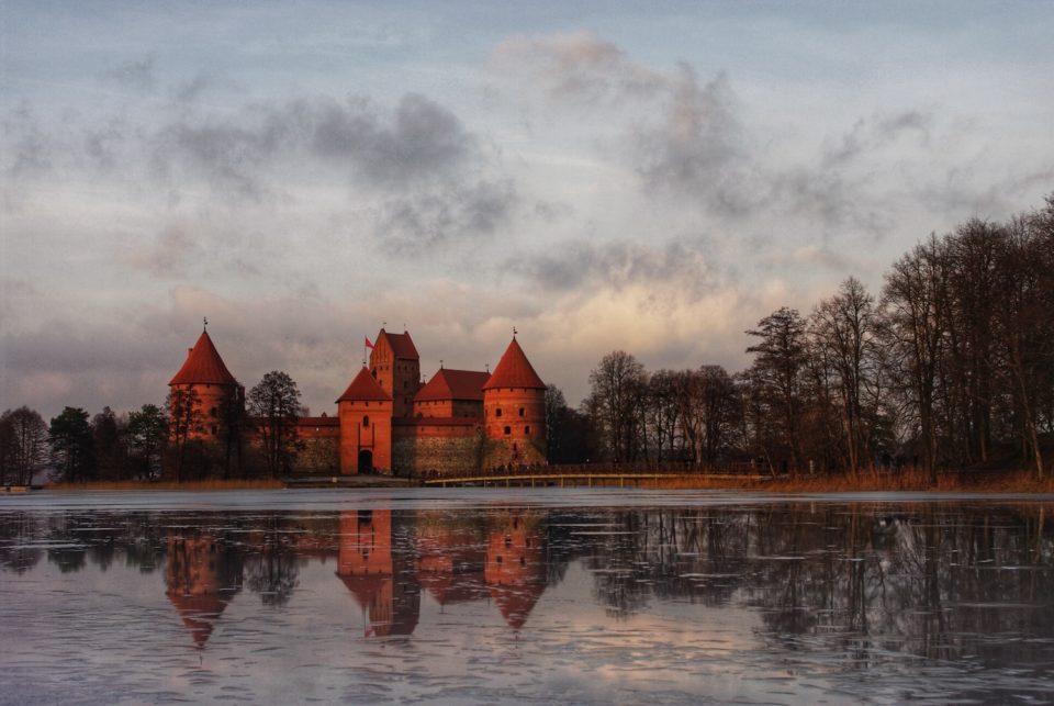 Château de Trakai, Lituanie © Clara Delcroix