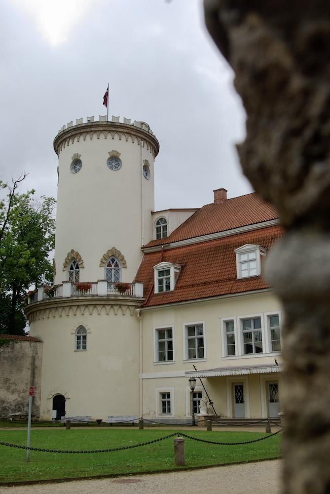 Château de Wenden, Lettonie © Clara Delcroix