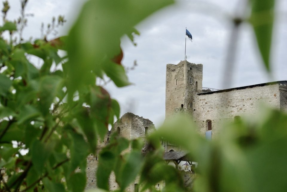 Château de Wessenberg à Rakvere, Estonie © Clara Delcroix