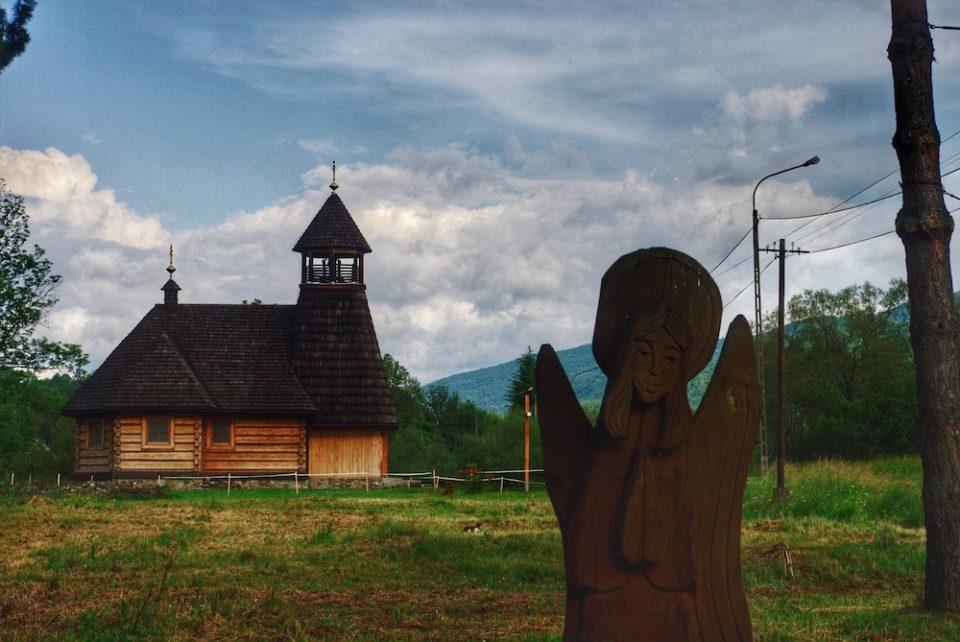 Église de bois polonaise © Clara Delcroix