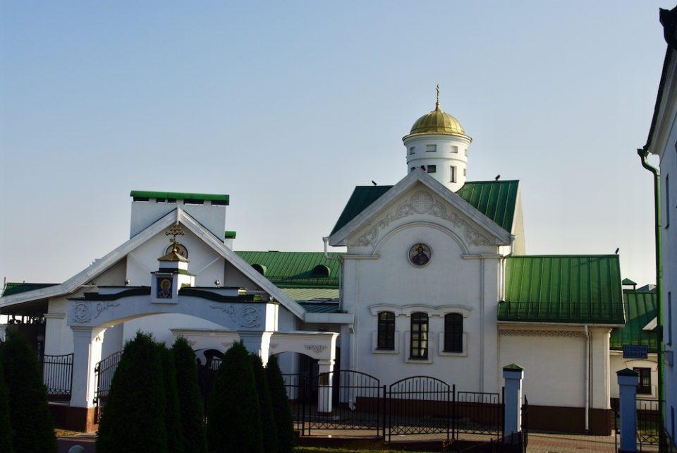 Église Saint-Cyrille-de-Tourov, Minsk © Clara Delcroix