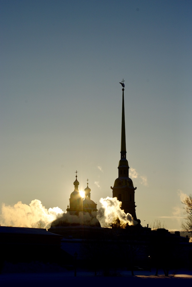 Forteresse Pierre-et-Paul, Saint-Pétersbourg © Clara Delcroix