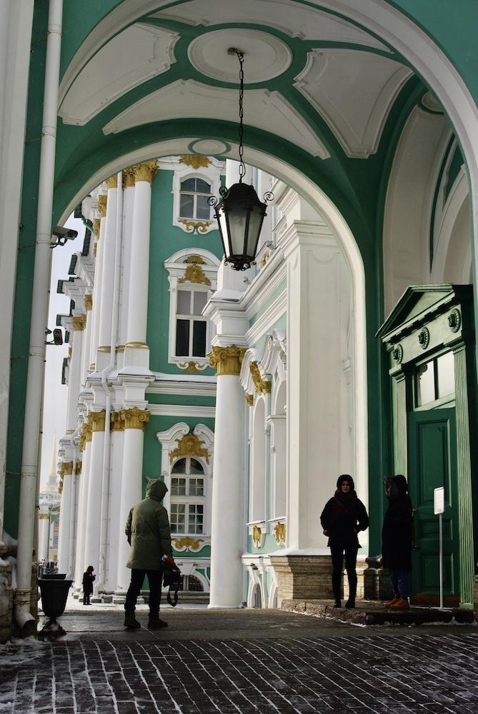 Musée de l'Ermitage © Clara Delcroix