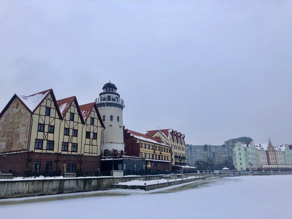 Kaliningrad, Russie © Clara Delcroix