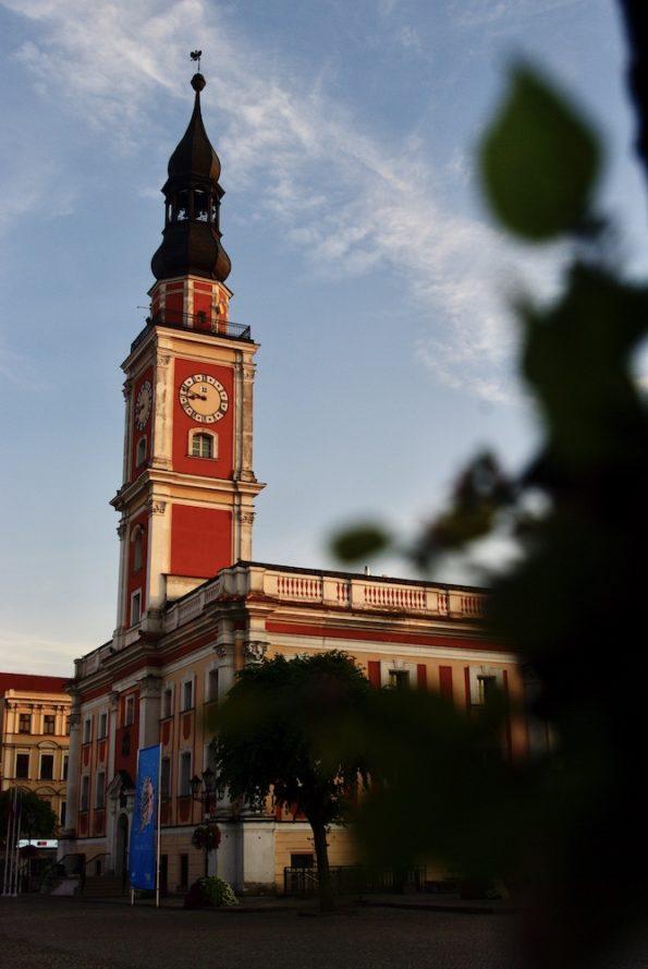 Mairie de Leszno, Pologne © Clara Delcroix