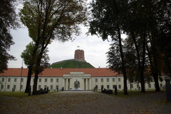 Musée national lituanien à Vilnius (nouvel arsenal) © Clara Delcroix