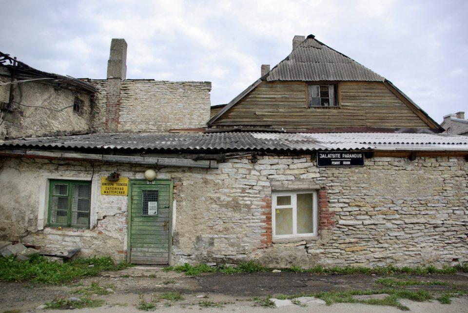 Rakvere, Estonie © Clara Delcroix