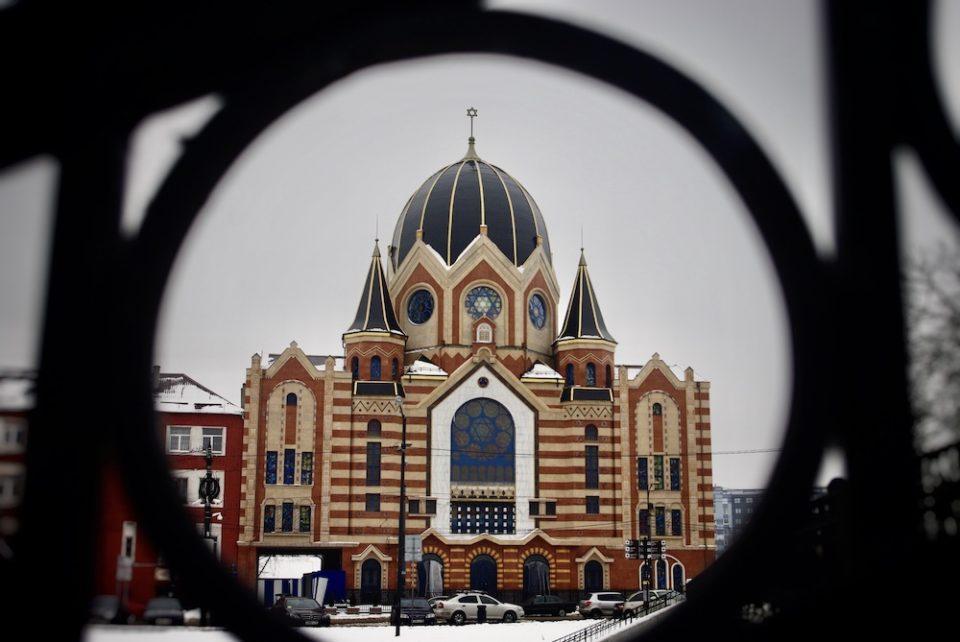 Synagogue de Kaliningrad © Clara Delcroix