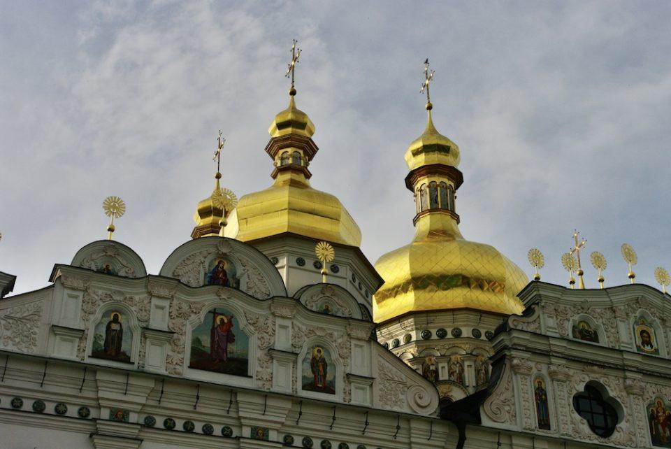 Église à Kiev © Clara Delcroix